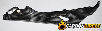 Bmw S1000rr 100% Carbon Fibre Tank Side Panels Infills Gloss Twill S1000r 15-17 • 249.95£