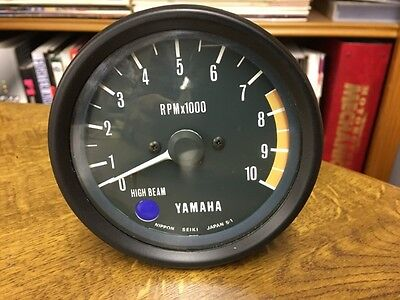 Yamaha Xs750 Tachometer - A1 Condition • 60£