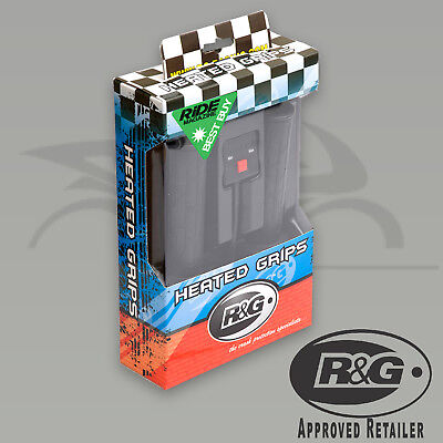 Hot Heated Grips For Motorbikes | Motorcycles By R&G Racing • 37.99£
