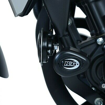 Honda CB300R 2018 2019 R&G Racing Aero Crash Protectors CP0448BL Black • 69.99£