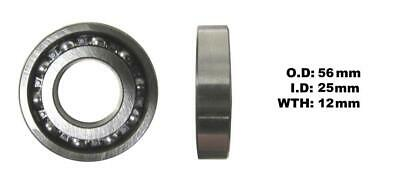 Crank Bearing R/H For 1998 Honda SH 100 Scoopy • 23.38£