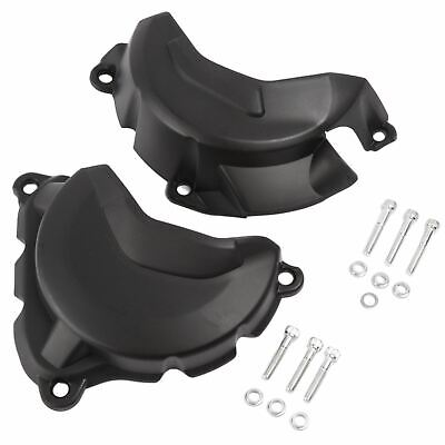 Engine Case Cover Protector Guards Set For BMW F 850 GS 18-20 • 58.99£