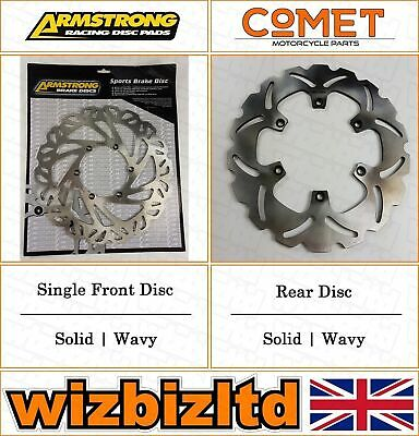 Armstrong And Comet Complete Brake Disc Kit BMW F 650 Funduro 1997-00 BK116322 • 112.95£