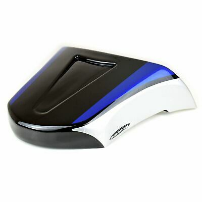 Pyramid Blue Black Metal Solo Seat Cover Cowl - Yamaha MT-10 SP 17-20 • 125.99£
