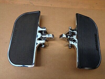 Motorcycle Tour Ease Mini Chrome Floorboard Kit Most Front & Rear Applications  • 69.95£