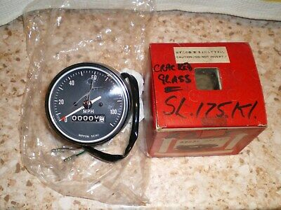 Honda Cb175/cl175/sl175/cb350/cl350 Speedometer  New • 45£