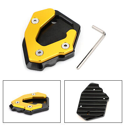 Kickstand Side Stand Extension Plate Fits Benelli Leoncino 500 BJ250 BJ300 Gold • 15.59£