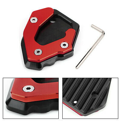 Kickstand Side Stand Extension Plate Fits Benelli Leoncino 500 BJ250 BJ300 Rd UK • 15.59£