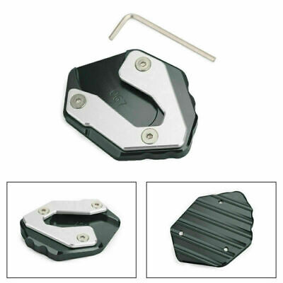 Side Stand Kickstand Extension Plate Fits Yamaha FZ-09 14-18 MT-09 Tracer 15+ Ti • 16.79£