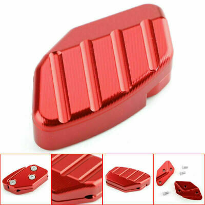 Foot Side Stand Extension Pad Plate Support Fits Yamaha 17-18 XMAX300 250 125 Rd • 14.39£