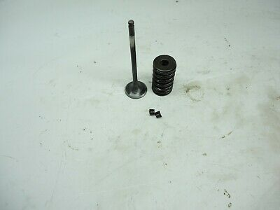 Yamaha Xj600 Diversion 4br Exhaust Valve Sring Seat And Collet 4br1212100 • 12£