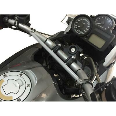 BMW F 650 GS Crossbar Brace Bracket Handlebar Sat Nav Gps Holder 2008-11 • 34.90£