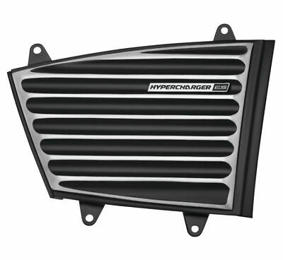 Kuryakyn Hypercharger ES Classic Cover Kit Contrast Cut #9369 • 56.32£