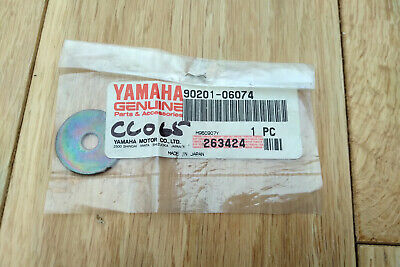 Genuine YAMAHA New TZ250 Washer 90201-06074 • 3.50£