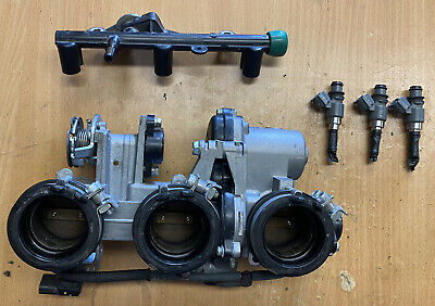 Yamaha MT09 2016 Throttle Bodies With Injectors • 65£