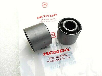 HONDA SUPERDREAM CB400N - NEW - SWINGARM CUSHION BUSH SHOCK MOUNTS X 2 • 12.95£