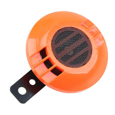 Orange 110dB 430Hz 12V Loud Horn Universal Fit Motorcycle Car Truck Boat Bicycle • 26.99£