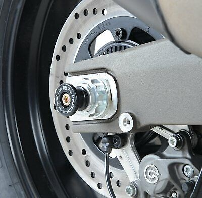 R&G Rear Spindle Sliders Paddock Stand Bobbins For Ducati Monster 821 2018 • 34.43£