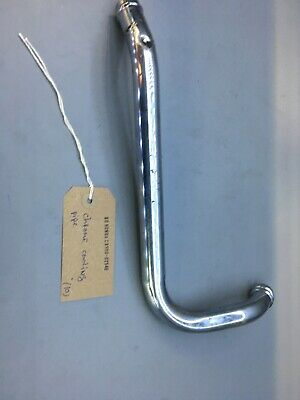 80 Honda CX 500 CX500 D Deluxe Engine, Water, Coolant, Thermostat Chrome Pipe • 25£