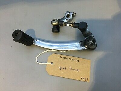 1982 Honda FT500 FT 500 Ascot PC07 Gear Lever Pedal Shifter Assembly • 25£