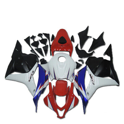 Brand New Injection Mould Red Blue Fairing Fit For Honda 2009-2012 CBR600RR BID • 229£