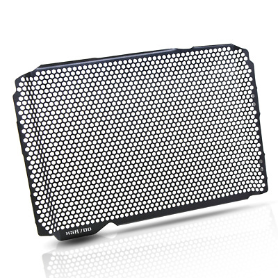 Aluminum Motorcycle Radiator Grille Guard Cover Black For Yamaha XSR700 2016+ • 33.99£