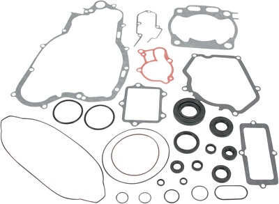 Moose Racing Complete Gasket Kit With Oil Seals M811670 • 38£