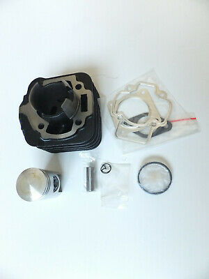 STANDARD 50cc CYLINDER KIT FOR APRILIA PIAGGIO GILLERA AIR COOLED SCOOTERS • 28.50£