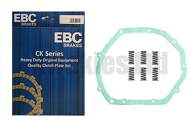 EBC Clutch Plates, Springs & Cover Gasket For Suzuki GSF650S Bandit 05-06 • 67.76£