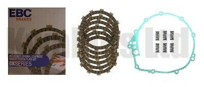 EBC Clutch Plates, Springs & Cover Gasket For Yamaha YZF-R6 5EB 1999-2000  • 71.39£