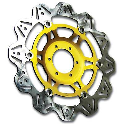 EBC Front Gold Vee Rotor Brake Disc For Triumph 1997 Trophy 900 • 140£