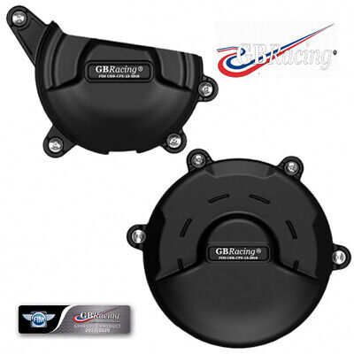 Ducati V4 V4S Panigale 2018-2020 GB Racing Crash Protection Engine Cover Cases • 157.50£