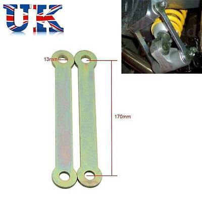 For TDM900 YZF600,RF600 ,ZX-9R 02-03 ZX-12R Lowering Kit 40mm Dog Bones Linkages • 19.20£