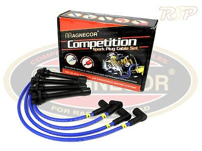 Magnecor 8mm Ignition HT Leads BMW R1100S R1150GS R1100RT R1150R • 56.89£