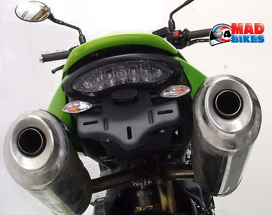 Triumph Street Triple & R 675 2007-2012 R&G Racing Tail Tidy Number Plate Holder • 118.33£