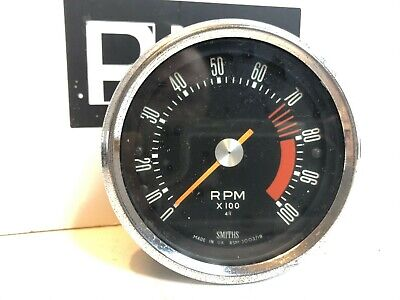 Original Smiths Rev Counter For Ducati Bevels 079537030 • 190£