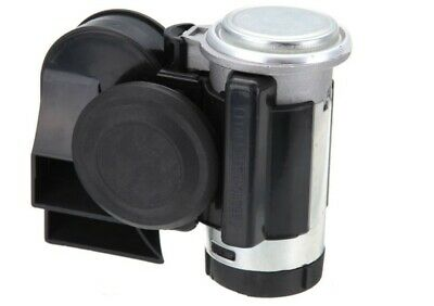 Compact 12V Vehicle / Motorcycle Air Horn With Relay New YSK-888 • 14.99£