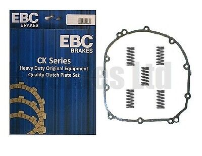 Fits: Kawasaki Z1000 2010-2013 EBC Clutch Plates, Springs & Cover Gasket • 85.36£
