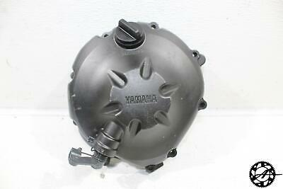 06-19 Yamaha Yzf R6 Clutch Side Engine Motor Cover • 40.50£