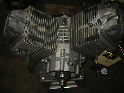 Moto Guzzi V65 Engine - Seized - Many Other Spares To Be Listed • 375£