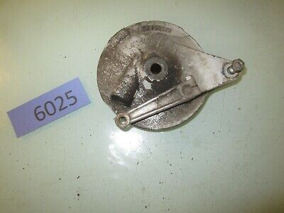 1974 YAMAHA TY250 TY 250 Front Brake Plate Drum Pads  • 28.27£