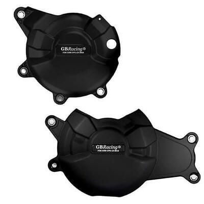 GBRacing Secondary Engine Cover Set Yamaha TENERE 700 19-20 EC-MT07-2014-SET-GBR • 137£