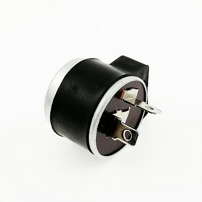 Universal Mechanical Flasher Relay 6V 2-pin For Standard Turning Signals • 6.99£