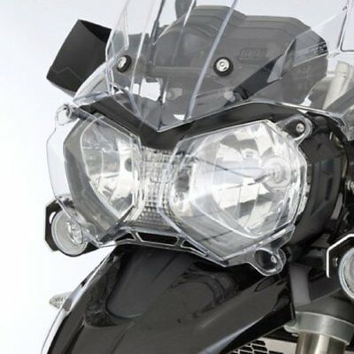 Genuine Triumph Tiger Explorer Motorcycle Headlight Protector  A9838007 • 58£
