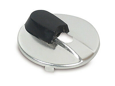 Iwl Mz Ignition Starter Lock Cover (Chrome) Round - Berlin Roller Es Ets Ts - • 10.18£