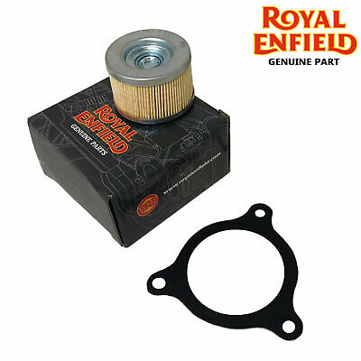 Royal Enfield Himalayan Genuine Oil Filter Kit O.E. 888464 Includes Gasket • 10.49£