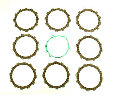 Athena Clutch Friction Plate & Cover Gasket Kit For Husqvarna WR250 99-13 • 69£