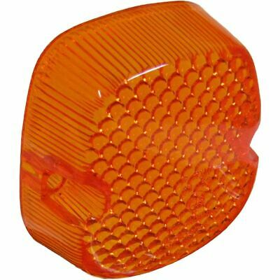 Indicator Lens Front R/H Amber For 1982 Honda XL 500 RC • 4.90£