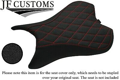 Dsg2 Grip Red St Custom For Triumph Street Triple Rs 765 17-20 Front Seat Cover • 84.99£