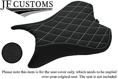 Dsg2 White St Custom For Triumph Street Triple Rs 765 17-20 Front Seat Cover • 84.99£